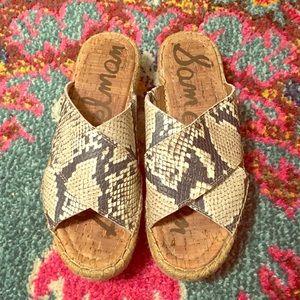 Sam Edelman 'Natty' Sandal